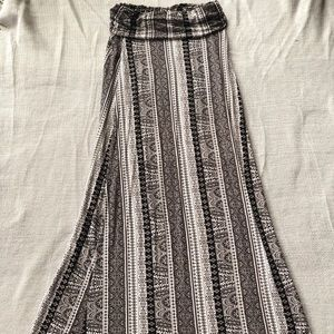 B Jewel Maxi Skirt